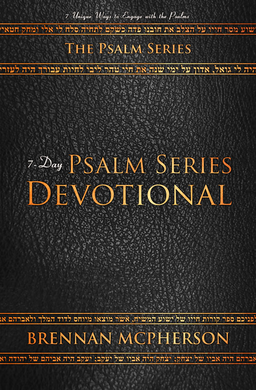 7-Day Psalm Series Devotional